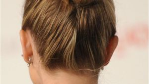 Cute Hairstyles In A Bun 35 Super Cute and Easy Hairstyles for Long Haired La S