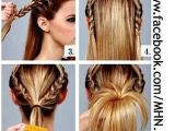 Cute Hairstyles Like Buns Cute Hairstyles I Like the Donut Better Than the sock Bun