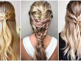 Cute Hairstyles Long Hair Tumblr Peinados Tumblr De Moda 2017 Cute Hairstyles Tutorial
