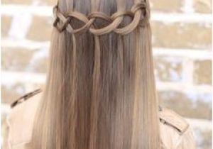 Cute Hairstyles Loop Waterfall Braid Die 166 Besten Bilder Von Flechtfrisuren