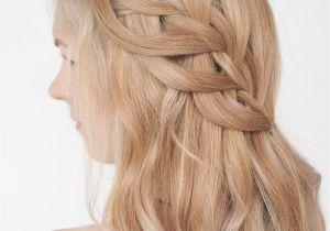 Cute Hairstyles Loop Waterfall Braid Next Level Waterfall Braids Search for Loop Waterfall to Find the