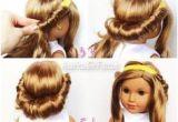 Cute Hairstyles On American Girl Dolls 67 Best American Girl Doll Hairstyles Images