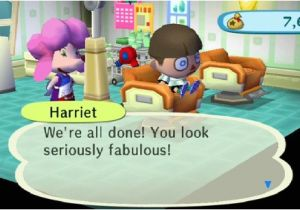 Cute Hairstyles On Animal Crossing New Leaf Hair Style Guide Animal Crossing Wiki