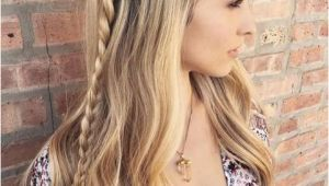 Cute Hairstyles On the Side 100 Best Long Wavy Hairstyles Braids and Buns Pinterest