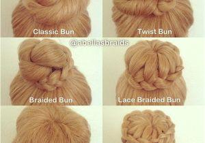 Cute Hairstyles Pinwheel Bun Six Different Types Of High Bun Hair Inspiration