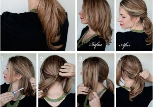 Cute Hairstyles Ponytails Medium Hair 10 Ponytail Tutorials for Hot Summer Hair