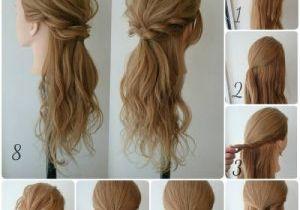 Cute Hairstyles Ponytails Medium Hair Amazing Cute Hairstyles for Medium Hair