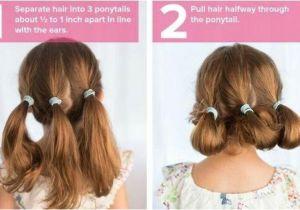 Cute Hairstyles Ponytails Medium Hair Easy but Cute Hairstyles Easy Hairstyles Step by Step Awesome