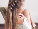Cute Hairstyles Pulled Back 20 Gorgeous Hairstyles for Long Hair