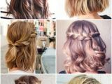 Cute Hairstyles Pulled Back 42 Best Semi formal Hairstyles Images