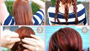 Cute Hairstyles that Kids Can Do Hairstyles for Kids to Do