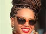 Cute Hairstyles to Do with Box Braids 20 Easy to Do Long Box Braids