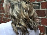 Cute Hairstyles to Do with Medium Length Hair 2016 Medium Length Half Updos