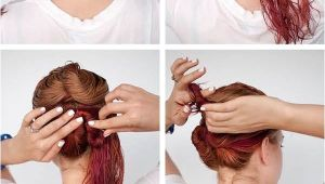 Cute Hairstyles to Do with Wet Hair Quick Hairstyle for Wet Hair Alldaychic