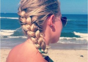 Cute Hairstyles to Wear to the Beach A Few Casual Hairstyles to Wear at the Beach