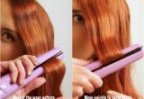Cute Hairstyles Using A Curling Iron Easy Flat Iron Waves Tutorial Hair • Nails • Makeup