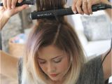 Cute Hairstyles Using A Straightener How to Create Volume with A Flat Iron and thermal Brush