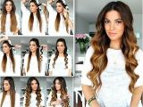 Cute Hairstyles when You Curl Your Hair 25 Ways How to Make Your Hair Wavy