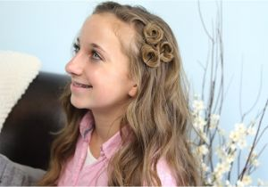 Cute Hairstyles when You Curl Your Hair Cute Easy Hairstyles