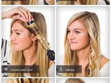 Cute Hairstyles when You Curl Your Hair Pretty Simple Curl Class Camille Styles