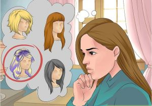 Cute Hairstyles Wikihow How to Do A Scene Haircut with Wikihow