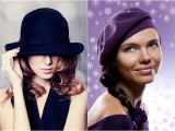 Cute Hairstyles with A Hat Hairstyles to Wear with Winter Hats Women Hairstyles