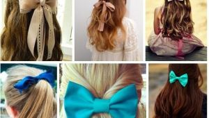 Cute Hairstyles with Bow Clips the Cutest Ways to Wear A Bow Hair World Magazine