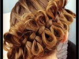 Cute Hairstyles with Bows Diagonal Bow Braid