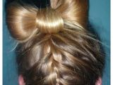 Cute Hairstyles with Bows Exclusive Cute Girls Hairstyle Bow Braid Hairzstyle