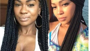 Cute Hairstyles with Box Braids Box Braids Hairstyles Hair Cute Cutehair Africanhairstyles