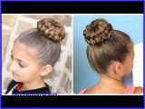 Cute Hairstyles with Buns Pretty Cute Hairstyles for Buns
