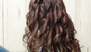 Cute Hairstyles with Curling Iron Easy Curls Curly Long Hairstyles