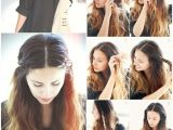 Cute Hairstyles with Extensions 6 Chic Braided Crown Hairstyles for Girls'daily Creation