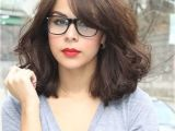 Cute Hairstyles with Glasses 37 Cute Hairstyles for Women with Glasses This Year