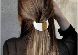 Cute Hairstyles with Jaw Clips 87 Best Stylish Hair Accessories Images In 2019