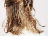 Cute Hairstyles with Jaw Clips Quick and sophisticated Hairstyle Look with Jaw Clip