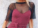 Cute Hairstyles with Jumpsuits 93 Best Cool Outfits with Rompers Playsuits Jumpsuits Images