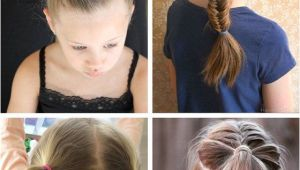 Cute Hairstyles with Just A Hair Tie Easy Back to School Hairstyles Hairdos for ashlyn