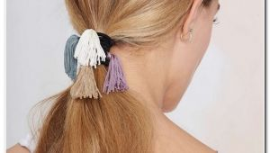 Cute Hairstyles with One Hair Tie Cute Hairstyles with E Hair Tie