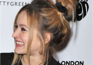 Cute Hairstyles with Scrunchies Fearne Cotton Hair Styles