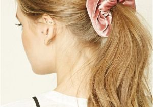 Cute Hairstyles with Scrunchies Hair Trends How to Wear A Scrunchie In 2018 Hair