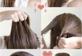 Cute Hairstyles with Steps 9 Easy and Cute French Braided Hairstyles for Daily