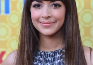Cute Hairstyles with Straight Across Bangs top 12 Long Straight Hairstyles You Ll Never Miss