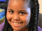 Cute Hairstyles with Weave Braids 25 Latest Cute Hairstyles for Black Little Girls