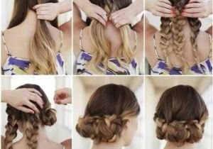 Cute Hairstyles You Can Do In 5 Minutes Beautiful Cute 5 Minute Hairstyles