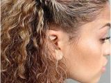 Cute Hairstyles You Can Do with Curly Hair Fishtail Braid Your Hair Into A Game Of Thrones Inspired Do