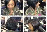 Cute Hairstyles You Can Do with Weave Sassy Bob Weave Hairstyles Pinterest