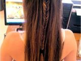 Cute Half Up and Half Down Hairstyles 15 Cute Hairstyles with Braids Popular Haircuts