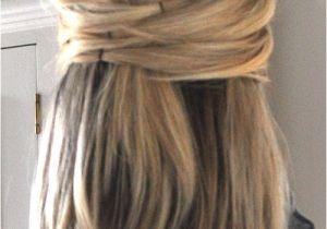Cute Half Up Hairstyles for Short Hair Cute Half Up Half Down Hairstyles for Short Hair New