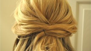 Cute Half Up Half Down Hairstyles for Long Hair Cute Prom Hairstyles Half Up Half Down for Long Hair